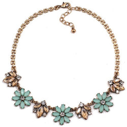 Sasha Necklace - Luxe Statements