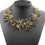 Liza Necklace - Luxe Statements