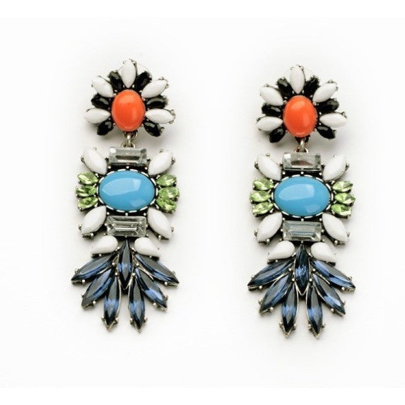 Madison Statement Earrings - Luxe Statements