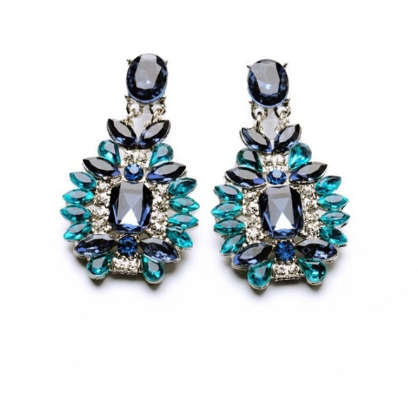 Trish Statement Earrings - Luxe Statements