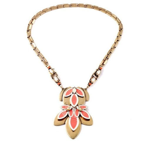 Vanessa Necklace - Luxe Statements