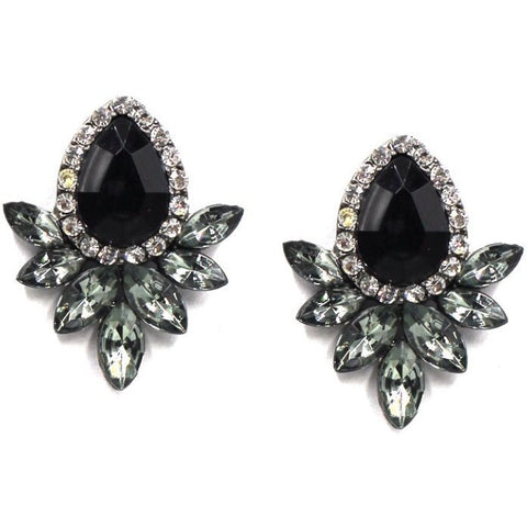 Alicia Statement Earrings - Luxe Statements