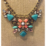 Leslie Statement Necklace - Luxe Statements