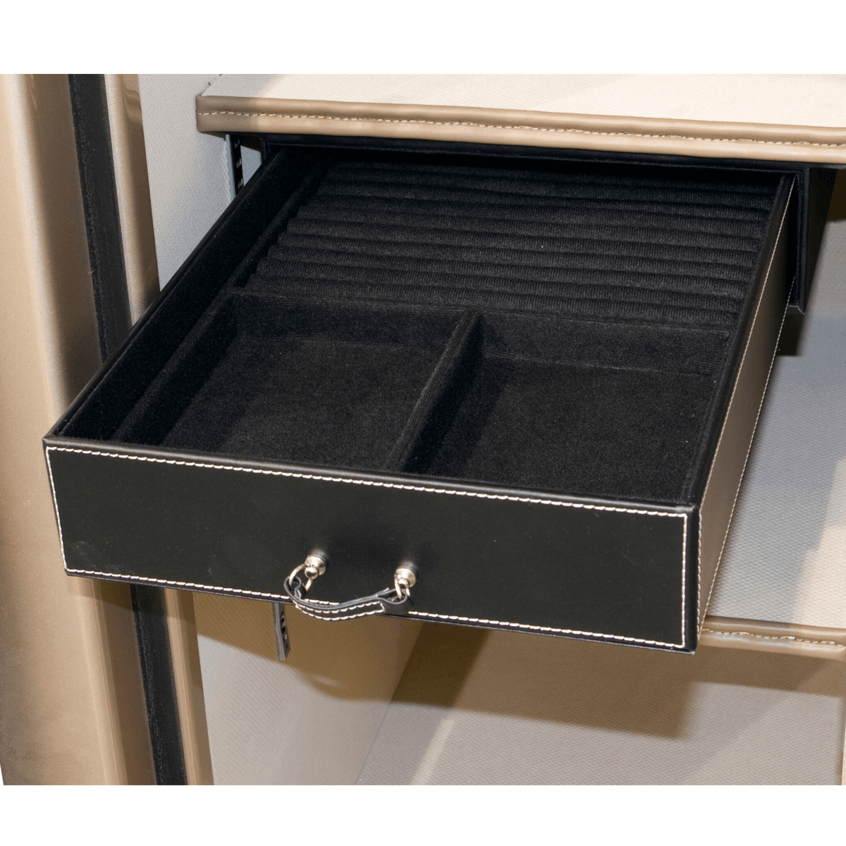 Accessory - Storage - Jewelry Drawer - 11.5 inch - under shelf mount - 35-50 size safes.