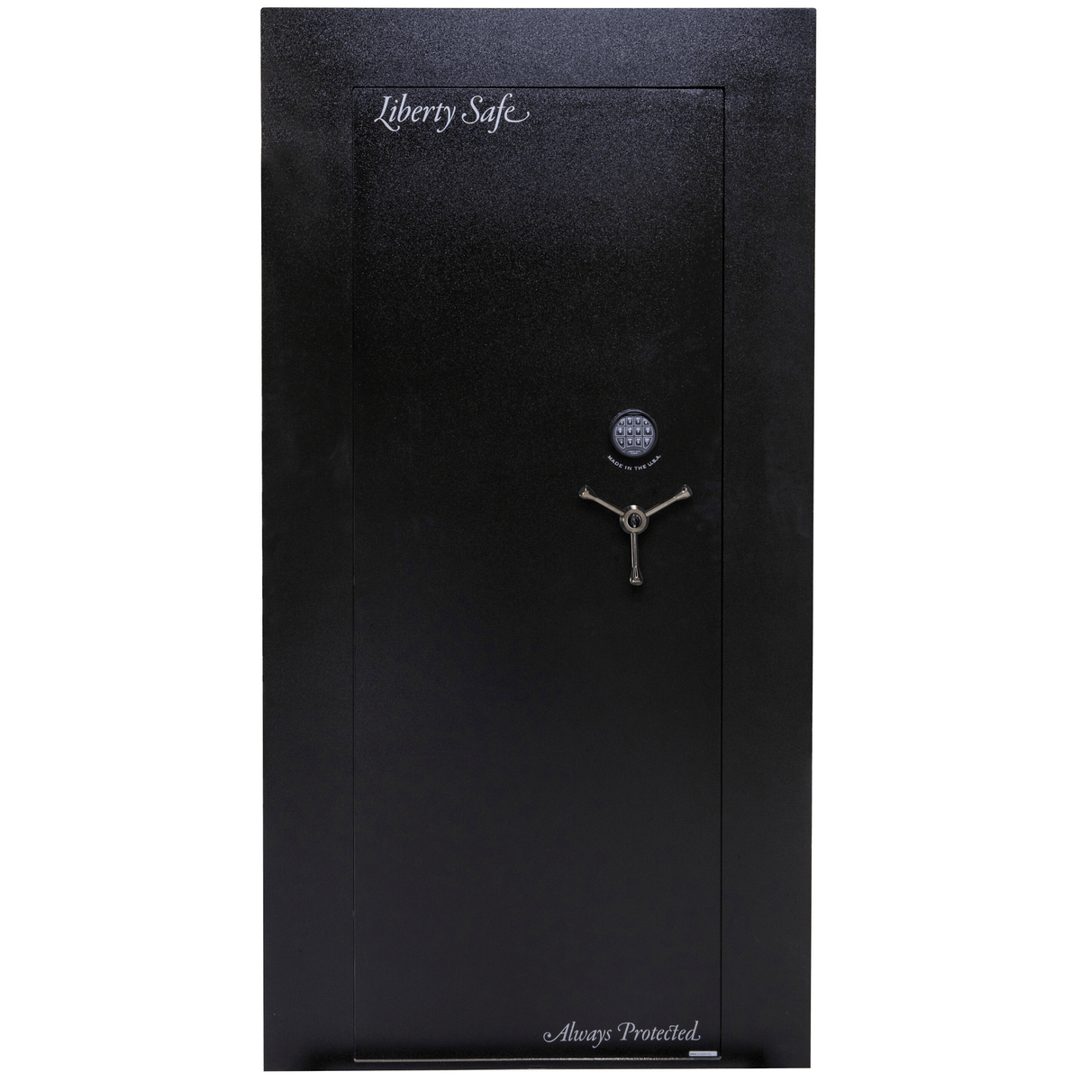 Vault Door | Blockade | Left Inswing | Black | Black Electronic Lock.