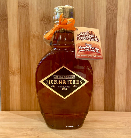 Briggs Maple Syrup Oval 250ml