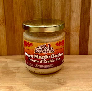 Briggs Maple Butter 300g