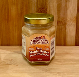 Briggs Maple Butter 150g
