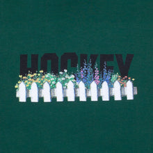 "Load image into Gallery viewer, Hockey ""Neighbor"" Hoodie // Dark Green"