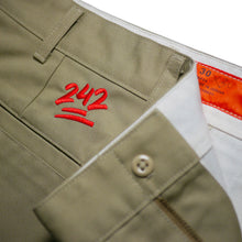 "Load image into Gallery viewer, 242 ""2.100.42"" Work Pant // Beige"