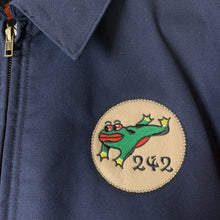 "Load image into Gallery viewer, 242 ""Flying Frog""  Work Jacket // Navy"