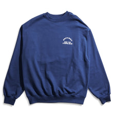 "Load image into Gallery viewer, Rassvet ""PACC8T023-1"" Crewneck // Navy"