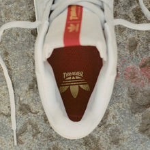 "Load image into Gallery viewer, Adidas x Thrasher ""Tyshawn"" // Cloud White/Scarlet"