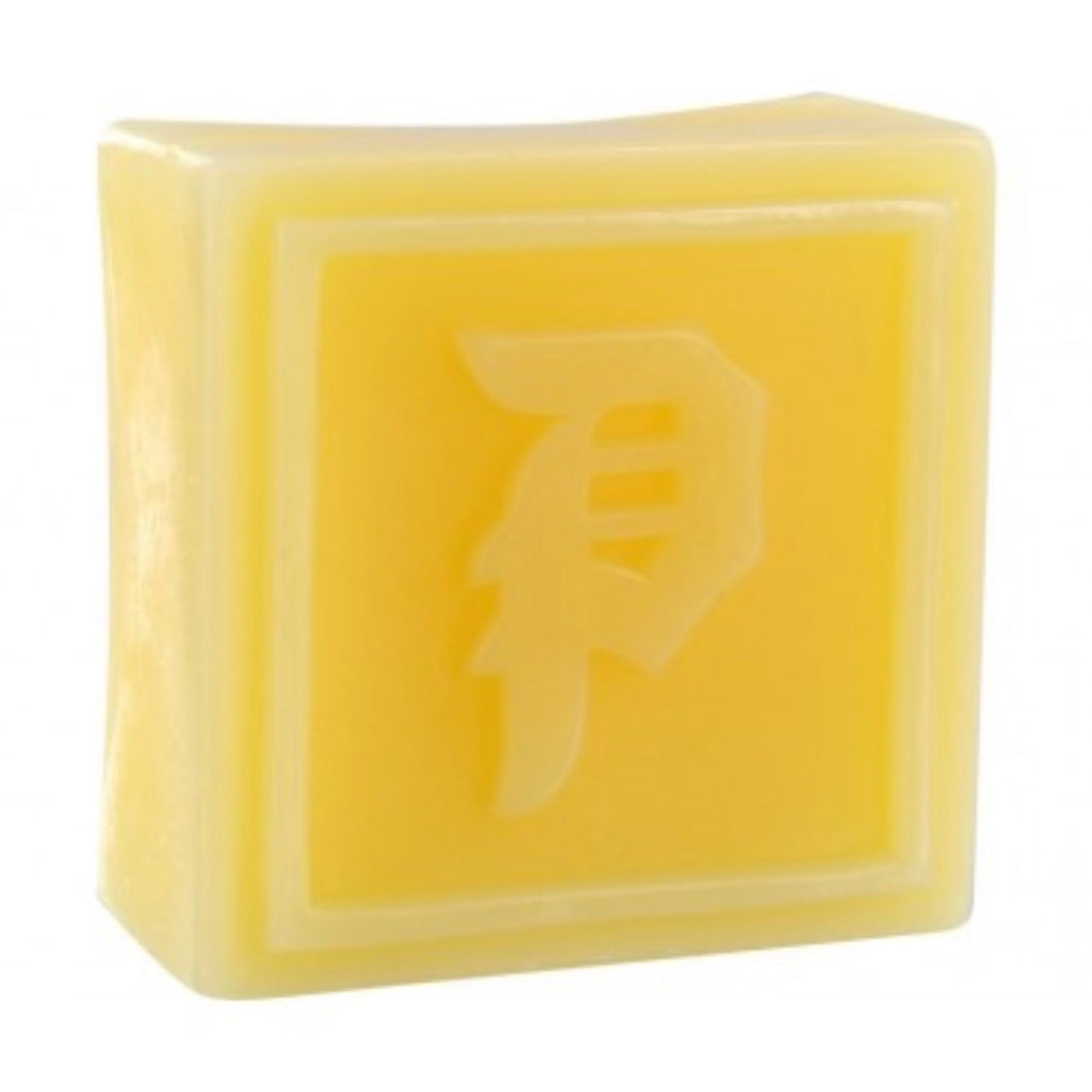 "Primitive ""Dirty P Block"" Wax // Yellow"