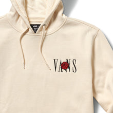 "Load image into Gallery viewer, Vans ""Kyle Walker Rose"" Hoodie // Antique White"