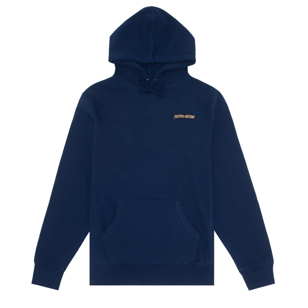 "Fucking Awesome ""Little Stamp"" // Navy"