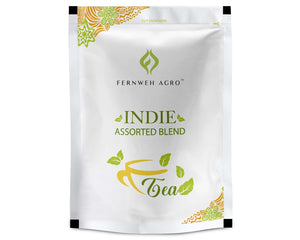 Indie Assorted Blend Tea 1Kg | CTC Milk Tea - Fernweh Agro