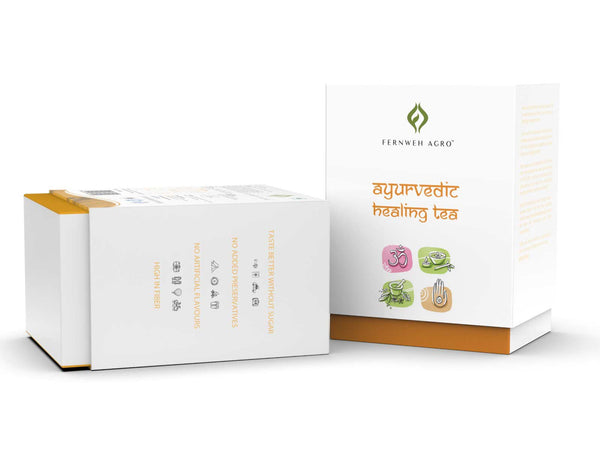 Ayurvedic Healing Green Tea