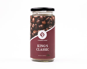 King's Classic Instant Coffee | 100 gm - Fernweh Agro