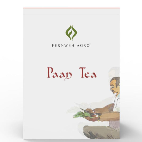 Paan Green Tea (Loose leaf) - Fernweh Agro
