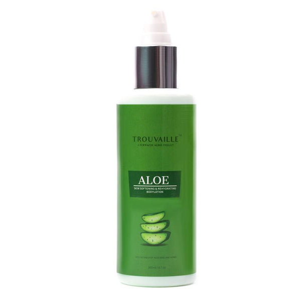 Trouvaille - Aloe Vera & Honey Body Lotion 200 ml - Fernweh Agro