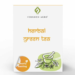 Immunity Boosting - Herbal Green Tea - Fernweh Agro