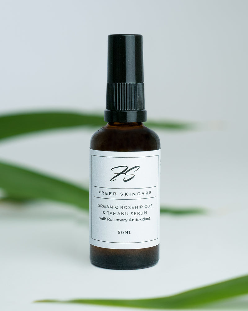 Organic Rosehip CO2 & Tamanu Serum