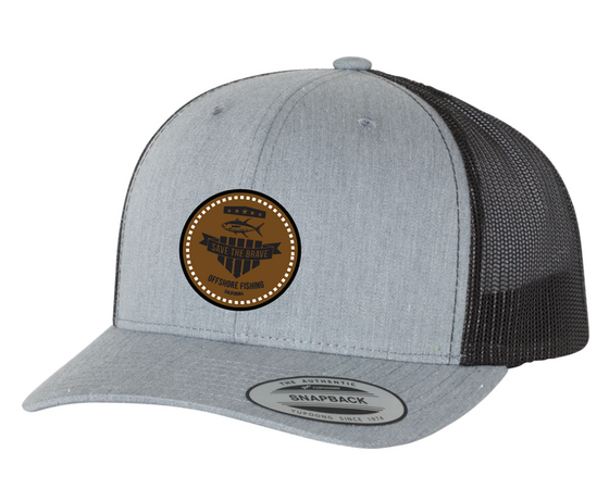 STB Six-Panel Retro Trucker Cap