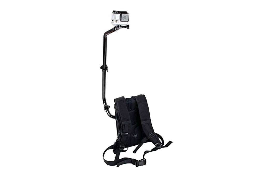 HSU backpack mount (with extension arm) for GoPro Hero9