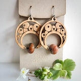 Floating Bubbles Earrings
