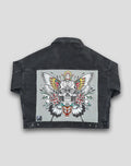 BUTTERSKULL DENIM JACKET