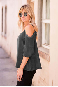 Uptown Blouse