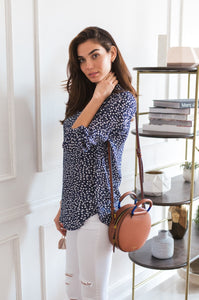 Out of Office Blouse - Amaryllis Land