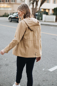 Free Will Utility Jacket - Amaryllis Land
