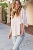 Fly With Me Blouse - Amaryllis Land