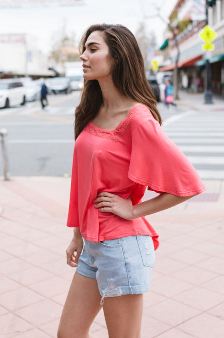 Super Love Blouse - Amaryllis Land