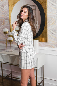 Tessa Blazer Dress - Amaryllis Land
