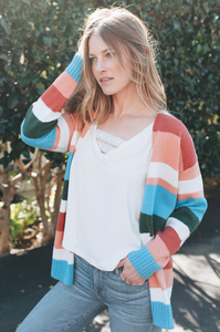 Candy Paint Cardigan - Amaryllis Land