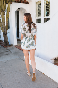 Oceanside Tunic - Amaryllis Land