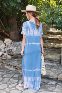 Demi Dyed Maxi Dress