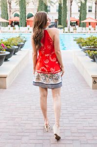 Florence Dress - Amaryllis Land