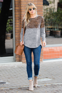 Fierce Cheetah Long Sleeve