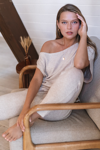 Ingrid Off The Shoulder Jumpsuit