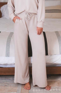 Underwood Wide Leg Lounge Pants