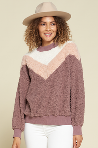 Blakeley Teddy Pullover