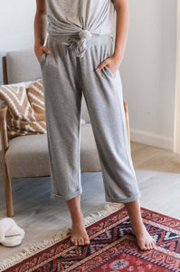 Sugar Maple Crop Loungepants