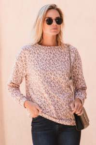 Jillian Relaxed Fit Sweater - Amaryllis Land