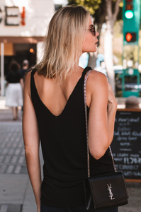 Miley Braided Tank