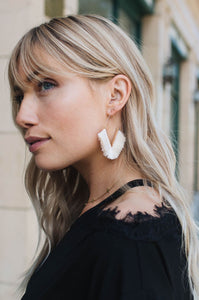 Eryn Tassel Earrings - Amaryllis Land