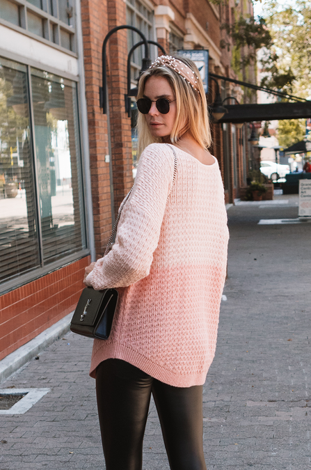 Kirby Knit Sweater - Amaryllis Land